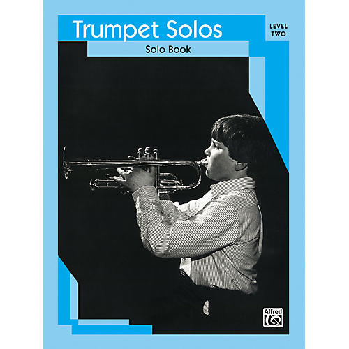 Alfred Trumpet Solos Level II Solo Book-thumbnail