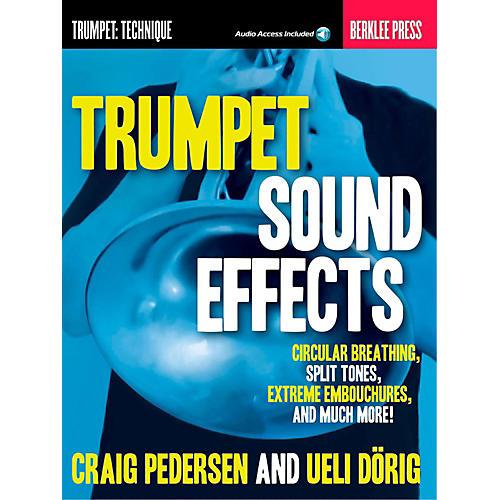 Berklee Press Trumpet Sound Effects - Berklee Press Book/Audio Online