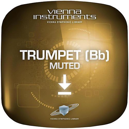 Vienna Instruments Trumpet in Bb Muted Standard Library