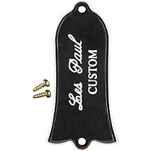 Gibson Truss Rod Cover with Screws - Les Paul Custom