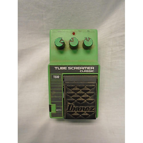 Ibanez Ts10 TUBE SCREAMER CLASSIC Effect Pedal-thumbnail