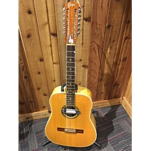 Goya Ts5 12 String Acoustic Electric Guitar