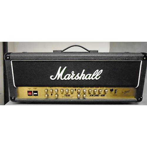 Marshall Tsl 60 Head Black Tube Guitar Amp Head