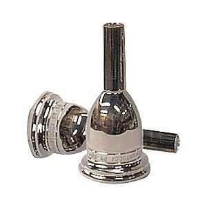 Perantucci Tuba Mouthpiece in Silver