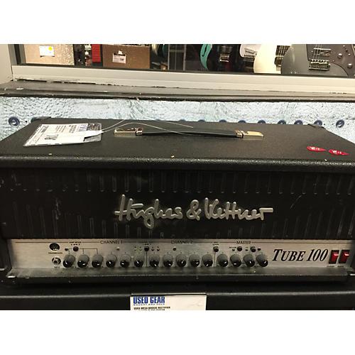 Hughes & Kettner Tube 100 Head Tube Guitar Amp Head-thumbnail