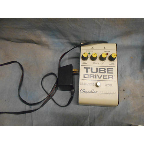 Chandler Tube Driver Effect Pedal-thumbnail
