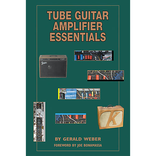Kendrick Books Tube Guitar Amplifier Essentials Book-thumbnail
