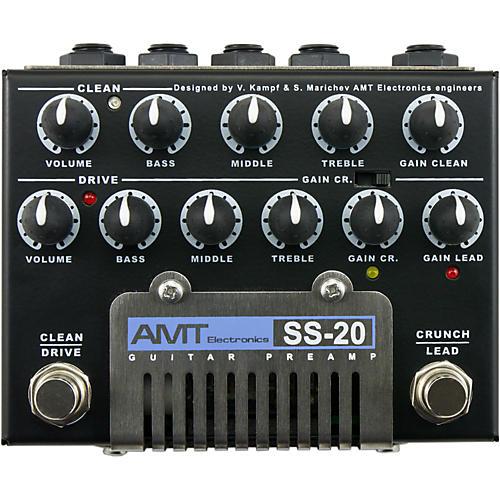 AMT Electronics Tube Guitar Series SS-20 Guitar Preamp-thumbnail