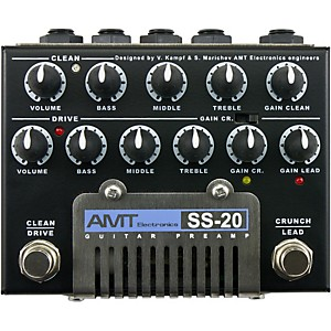 AMT Electronics Tube Guitar Series SS-20 Guitar Preamp by AMT Electronics