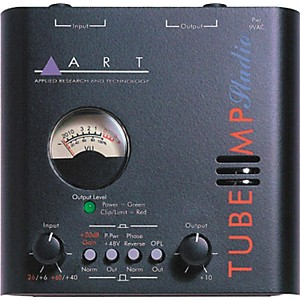 Art Tube MP Studio Microphone Preamp by ART