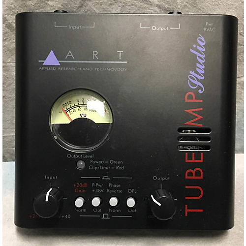 Art Tube MP Studio Microphone Preamp-thumbnail