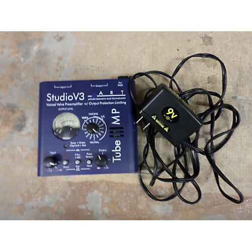 Art Tube MP Studio V3 Microphone Preamp-thumbnail