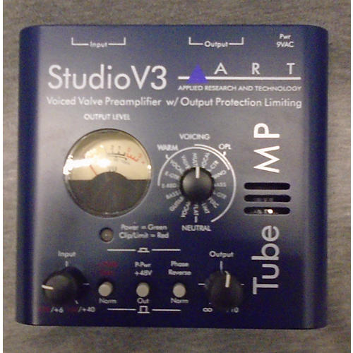 Art Tube MP Studio V3 Microphone Preamp-thumbnail