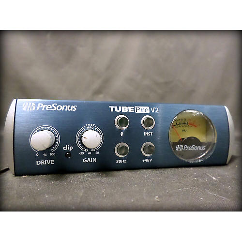 Presonus Tube Pre V2 Power Amp-thumbnail