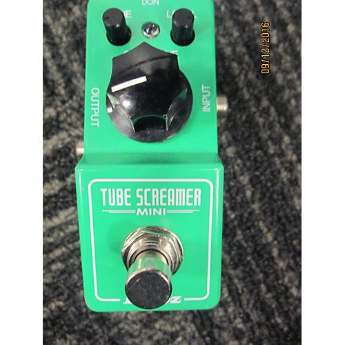 Ibanez Tube Screamer Mini Effect Pedal-thumbnail