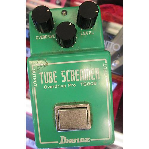 Ibanez Tube Screamer Over Drive Pro Tc808 Effect Processor