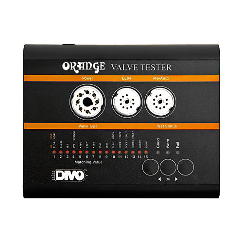 Orange Amplifiers Tube Tester