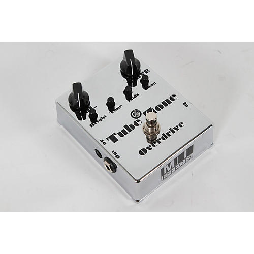 MI Audio Tube Zone v.4 Overdrive Guitar Effects Pedal-thumbnail