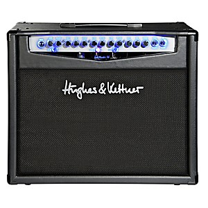Hughes and Kettner TubeMeister 36W 3-Channel 1x12 inch Tube Guitar Combo Amp by Hughes & Kettner