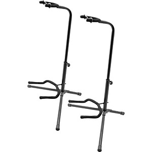 On-Stage Tubular Guitar Stand 2 Pack by On Stage Stands