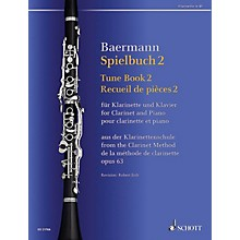 Schott Tune Book 2, Op. 63 Woodwind Solo Series Softcover