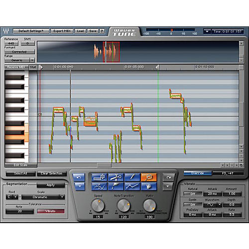 Waves Tune Native/TDM/SG Software Download