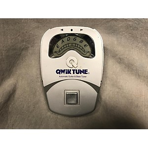 Pre-owned Qwik Tune Tuner Tuner Pedal by Qwik Tune