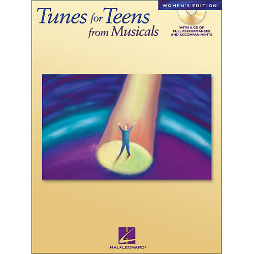 Hal Leonard Tunes for Teens From Musicals - Womens's Edition Book/CD