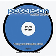 Peterson Tuning and Intonation (DVD)