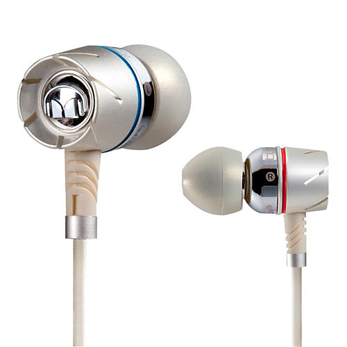 Monster Turbine Pearl High Performance In-Ear Speakers with ControlTalk