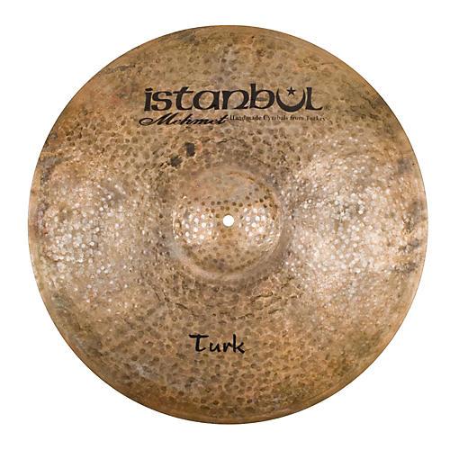 Istanbul Mehmet Turk Series Jazz Ride Sizzle 21 in.