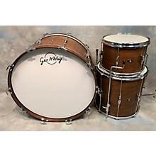 George Way Drums Tuxedo Drum Kit