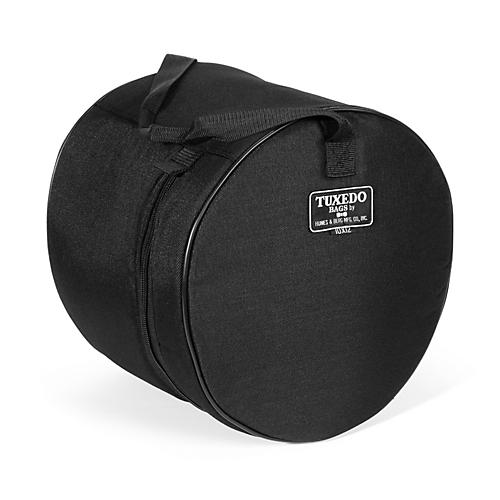 Humes & Berg Tuxedo Tom Drum Bag Black 8x12