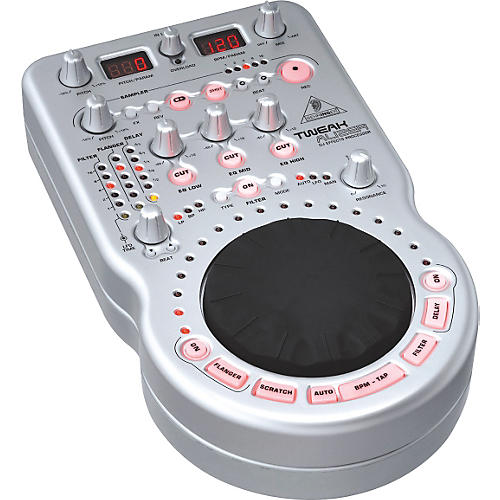 Behringer Tweakalizer DFX69 DJ Effects Processor