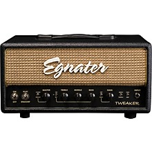 Egnater Tweaker 15 W Tube Guitar Amp Head Level 1 Black, Beige