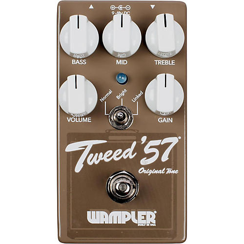Wampler Tweed '57 Overdrive Pedal-thumbnail