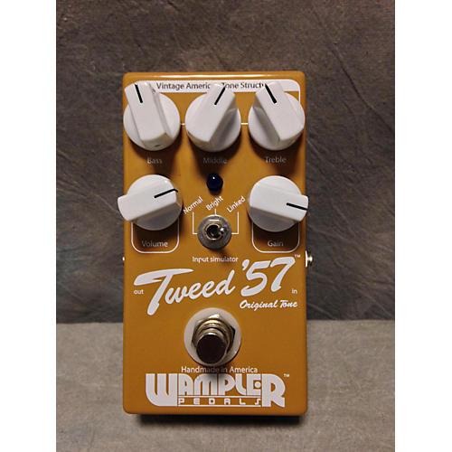Wampler Tweed '57 Vintage Overdrive Effect Pedal-thumbnail