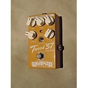 Wampler Tweed '57 Vintage Overdrive Effect Pedal