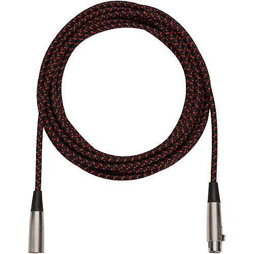 Musician's Gear Tweed Lo-Z Woven Mic Cable