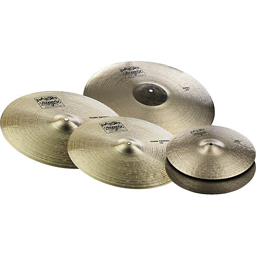 Paiste Twenty Cymbal Pack