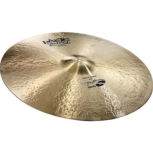 Paiste Twenty Masters Collection Deep Ride 24 in.-thumbnail
