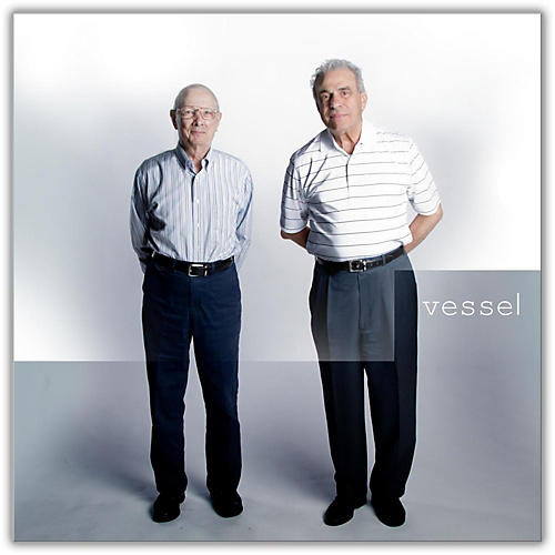 WEA Twenty One Pilots - Vessel (Clear Colored Vinyl W/Digital Download)