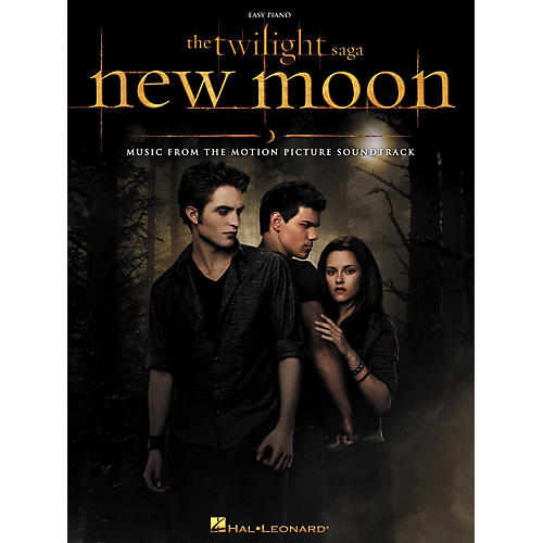 Hal Leonard Twilight: New Moon - Music From The Motion Picture Soundtrack For Easy Piano