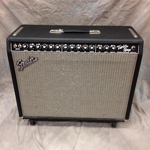 Fender Twin 2x12 Tube Guitar Combo Amp-thumbnail