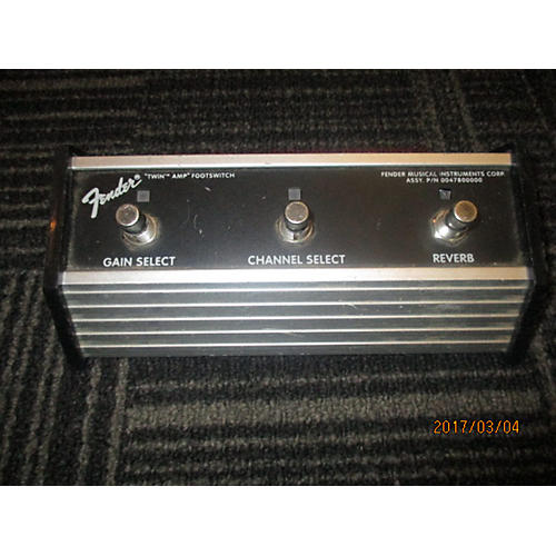 Fender  Twin Footswitch Footswitch