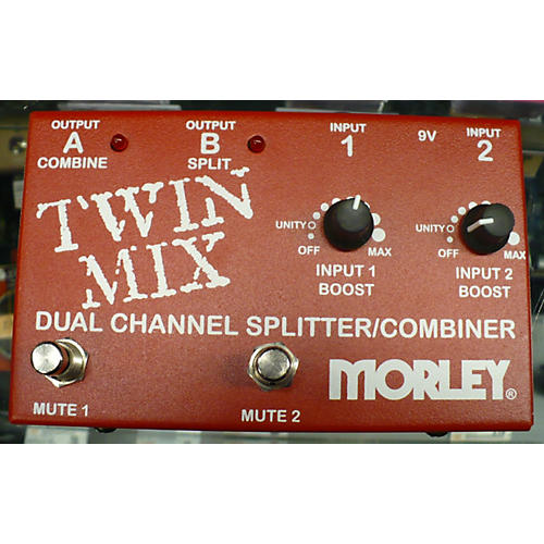 Morley Twin Mix Pedal