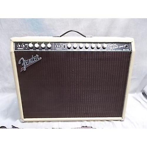 Fender Twin Reverb 2x12 - REPLACED SPEAKERS