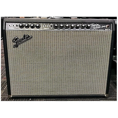 Fender Twin Reverb 2x12 Tube Guitar Combo Amp-thumbnail