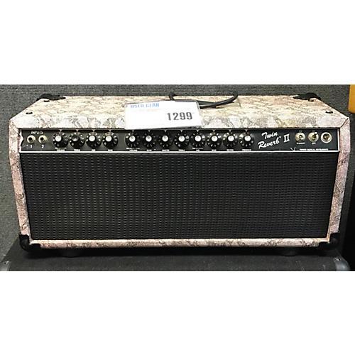 Fender Twin Reverb II Tube Guitar Amp Head