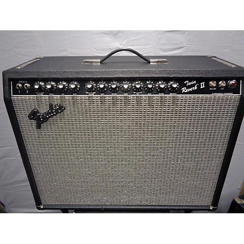 Fender Twin Reverb II Tube Guitar Combo Amp